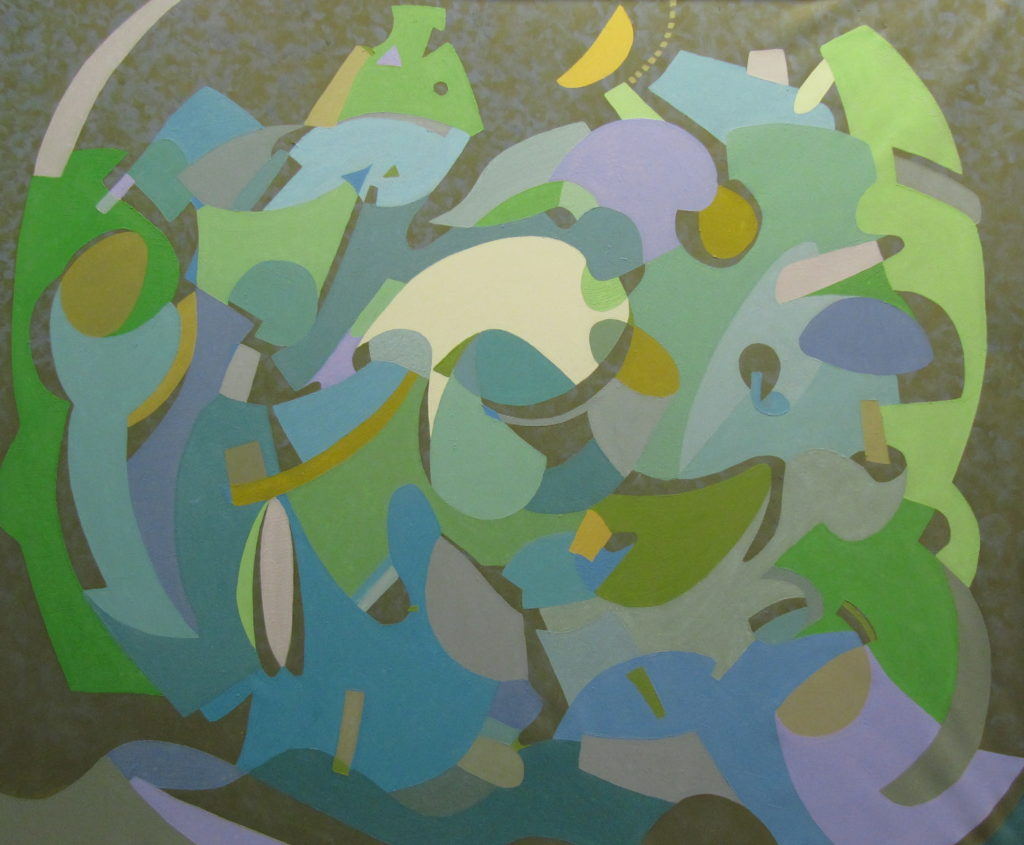 Easel Paintings - Julio Carrasco Bretón - English Version